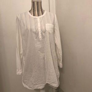 Victoria's Secret tunic shirt  dress size small
